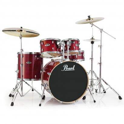Pearl EXL725S/C246 5-teiliges Shellset Export Lacquer Natural Cherry