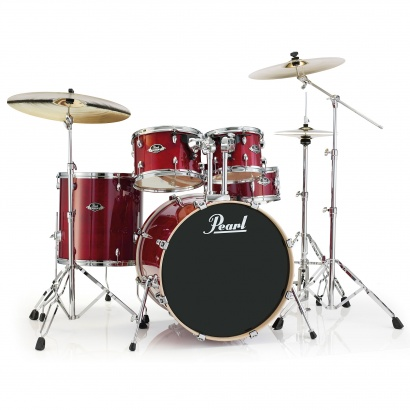 Pearl EXL725F/C246 5-teiliges Shellset Export Lacquer Natural Cherry