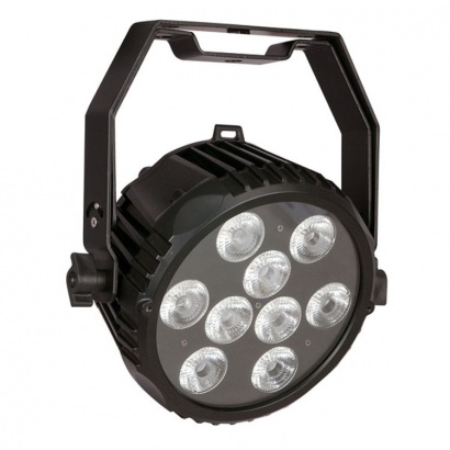 Showtec Power Spot 9 Q6 Tour RGBWAUV 6-in1 LED-Projektor