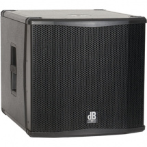 dB Technologies SUB 15H aktiver Subwoofer