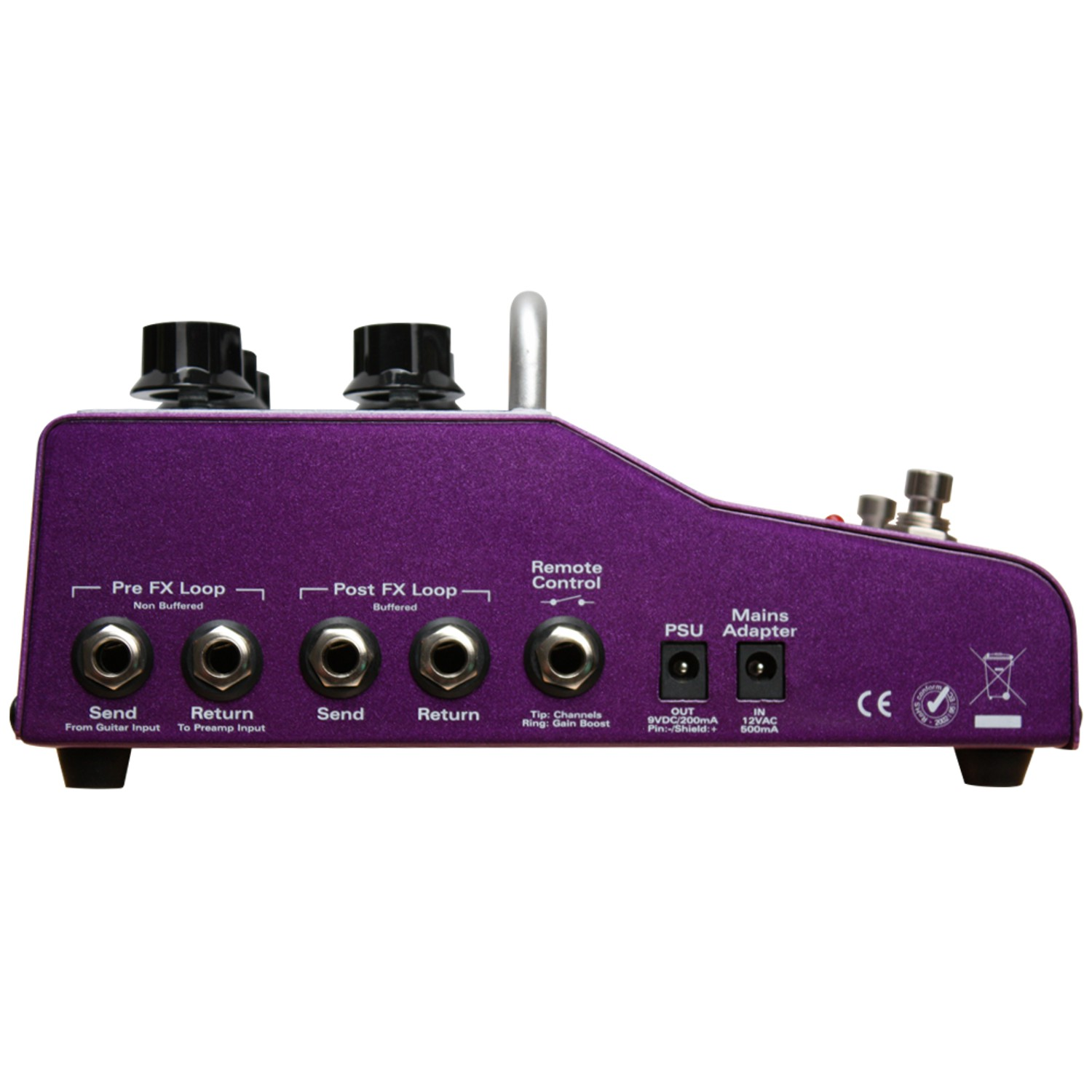 Koch Superlead Distortion & Preamp