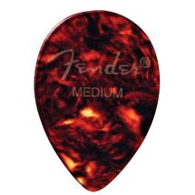 Fender 358 Classic Pick Pack Shell Medium Plektren (12-er Set)