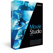 Sony Movie Studio 13 Suite Download Audio- und Videomontage