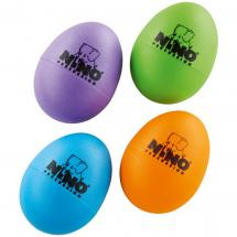 Nino Percussion NINOSET540-2 Egg-Shaker-Set, 4-teilig