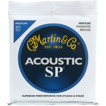 Martin Strings MSP-4200 Medium Phosphor Bronze Saiten
