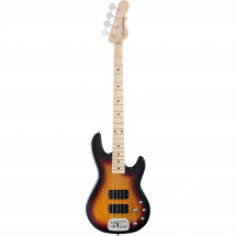 G&L Tribute M-2000 E-Bass 3-Tone Sunburst