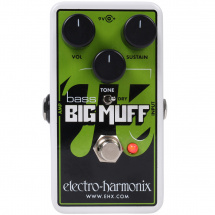 Electro Harmonix Nano Bass Big Muff Pi Distortion-Pedal