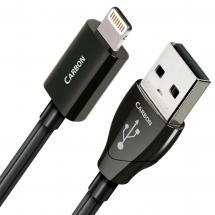 Audioquest Carbon Lightning USB 1,5 m Adapterkabel
