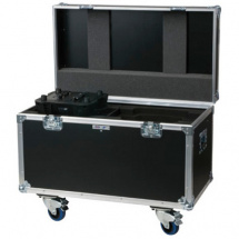 DAP LCA-INF5 Flightcase f. Showtec iW-1915 Moving Head (2x)