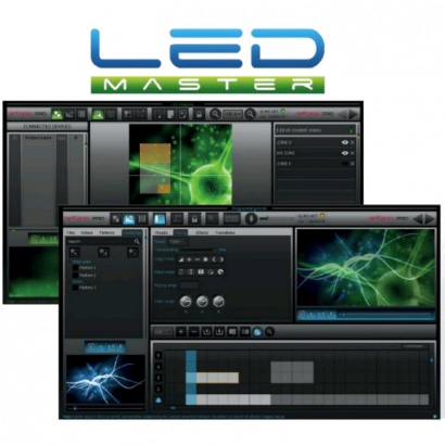 American DJ LED Master KlingNet Software