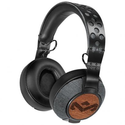 House of Marley Liberate XL BT Midnight Bluetooth Kopfhörer