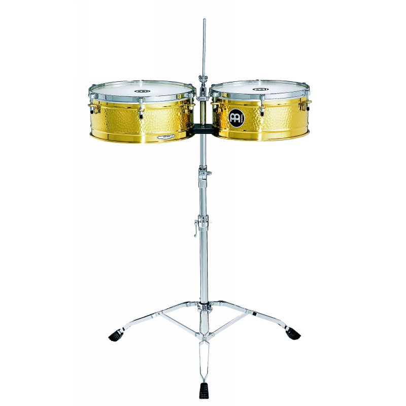 Meinl LC1BRASS Luis Conte Timbales, Messing