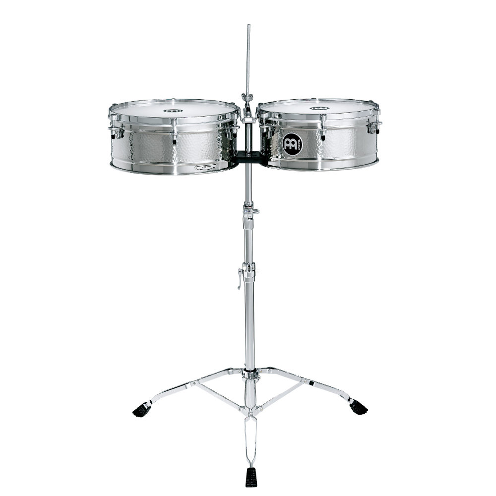 Meinl LC1STS Luis Conte Timbales, Stahl