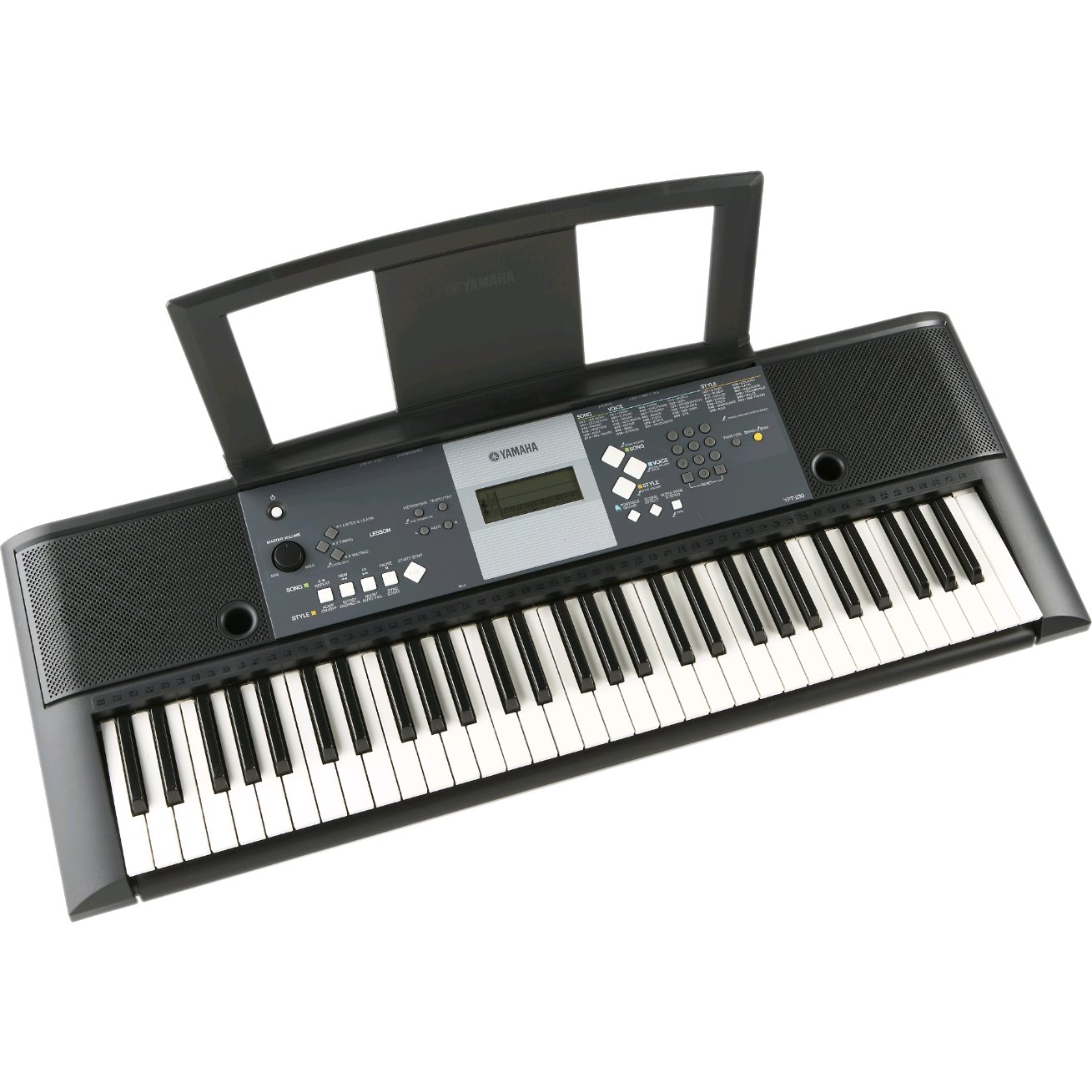Yamaha ypt 230 keyboard kaufen bax shop for Yamaha professional keyboard price