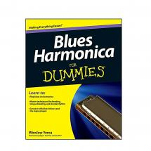 Dummies Blues Harmonica for Dummies Blues Harmonica for Dummies, englischsprachig