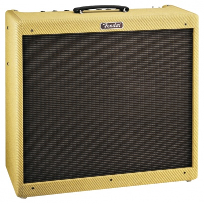 Fender Blues DeVille 410 Reissue Röhren-Gitarrencombo