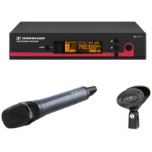 Sennheiser EW 135 G3 (Band B, 626-668MHz) Wireless mit Handsender