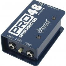 Radial Engineering Pro48 Aktive Direct Box