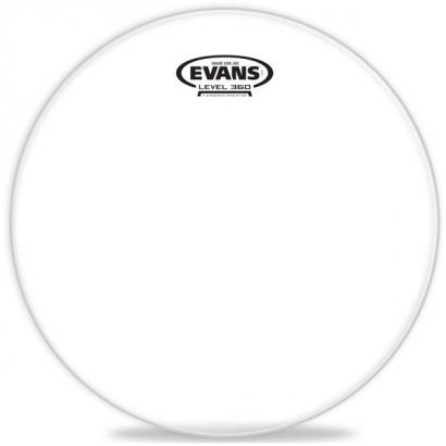 Evans S10H20 Clear 200 Resonanzfell 10 Zoll