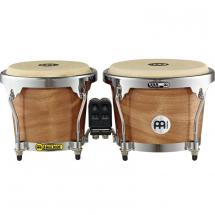 Meinl MB400CHE RAPC Radial Ply Construction Bongo, Cherry