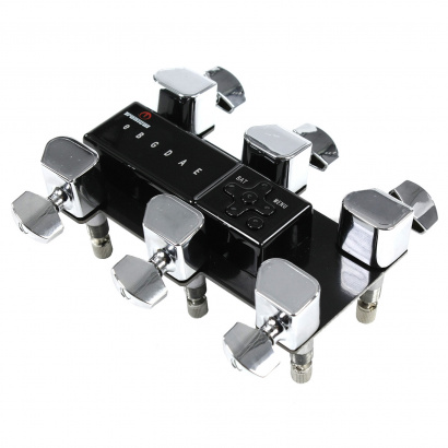 Tronical TronicalTune Type H Chrome Robot Tuners
