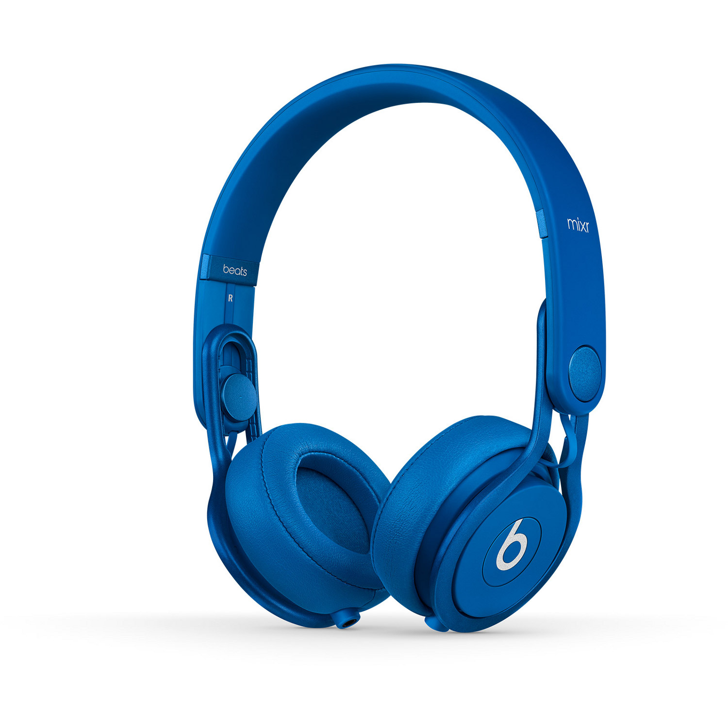 beats by dre mixr colr blue on ear kopfh rer kaufen bax. Black Bedroom Furniture Sets. Home Design Ideas