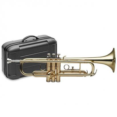 Stagg WS-TR215S B-Trompete inkl. Softcase
