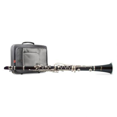 Stagg WS-CL210S B Klarinette inkl. Softcase