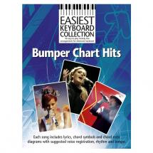 MusicSales Easiest Keyboard Kollektion Bumper Chart Hits