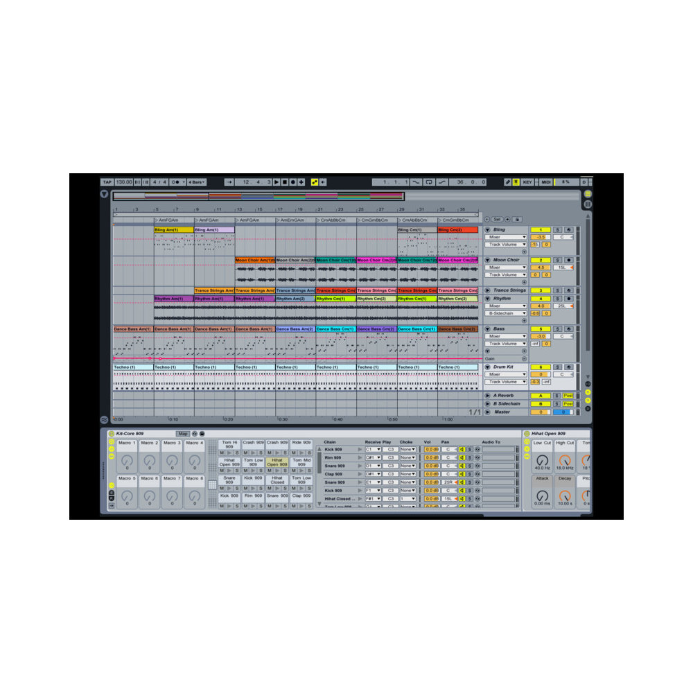 how to use ableton live 9 lite