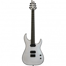 Schecter KM-6 Trans White Satin Keith Merrow