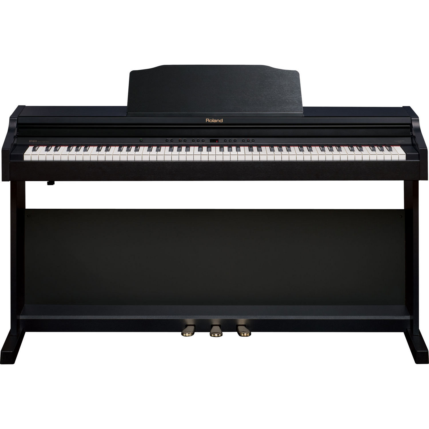 roland rp401r cb e piano contemporary black kaufen bax shop. Black Bedroom Furniture Sets. Home Design Ideas