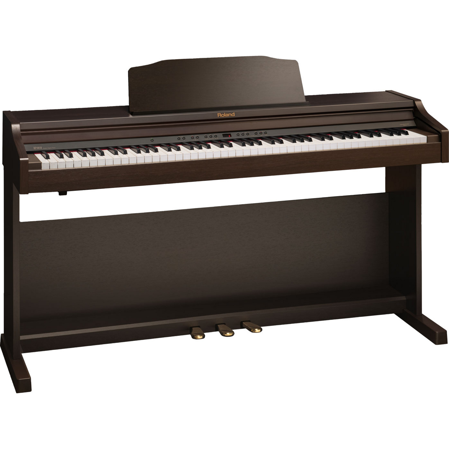 roland rp401r rw e piano rosenholz kaufen bax shop. Black Bedroom Furniture Sets. Home Design Ideas
