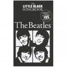 MusicSales The Little Black Songbook: The Beatles (englischsprachige Ausgabe)