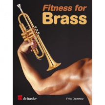 De Haske - Fitness for Brass - Frits Damrow (Deutsch)