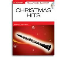 MusicSales - Really Easy clarinet - Christmas Hits