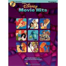 Hal Leonard - Disney Movie Hits für Tompete