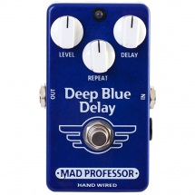 Mad Professor Deep Blue Delay Hand wired effects pedal