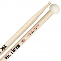 Vic Firth SD6 Swizzle B multifunktionale Schlagzeugstöcke
