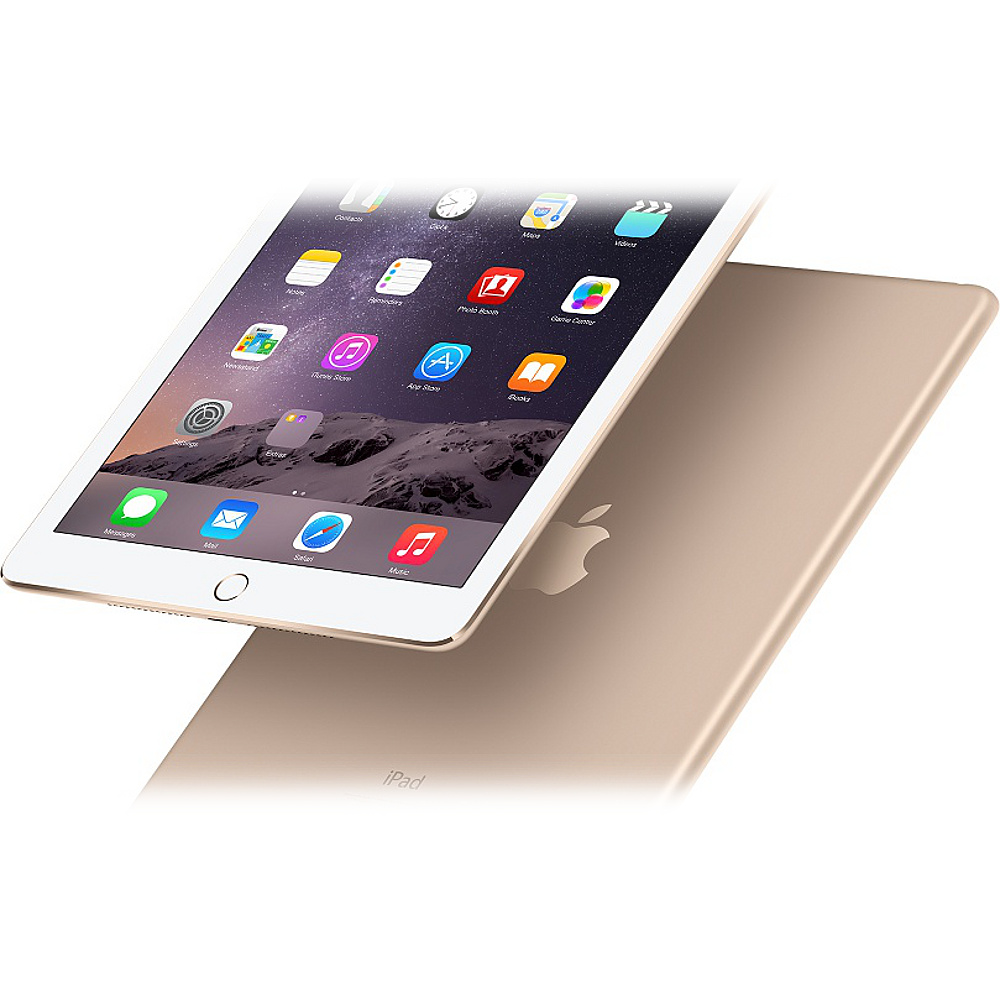 apple mh182hc a ipad air 2 wifi 64 gb gold kaufen bax shop. Black Bedroom Furniture Sets. Home Design Ideas