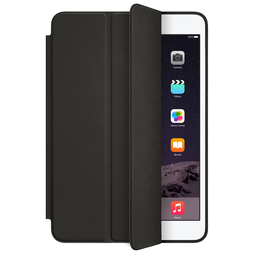 apple ipad mini smart case black kaufen bax shop. Black Bedroom Furniture Sets. Home Design Ideas