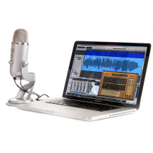 Blue Yeti Studio All-in-One Aufnahmepaket für Vocals