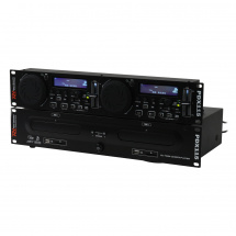 Power Dynamics PDX115 Dual CD-/MP3-/USB-Player