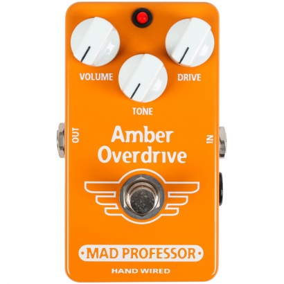 Mad Professor Amber Overdrive Handwired Effektpedal