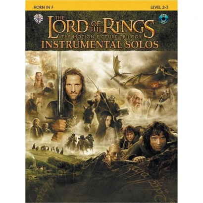 Alfreds Music Publishing - The Lord of the Rings für Waldhorn in F (englisch)