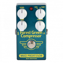 Mad Professor Forest Green Compressor Factory Effektpedal