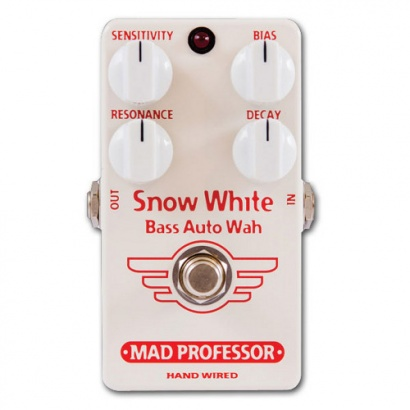 Mad Professor Snow White Bass Auto Wah Handwired Effektpedal