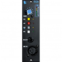 API Audio 512c Mic- & Line-Preamp (Lunchbox-Format)