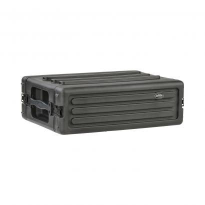SKB R3S 3 HE Shallow Roto-Molded Shallow Rack
