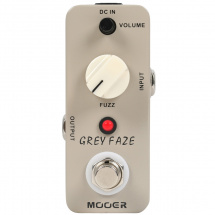 Mooer Grey Faze Germanium Fuzz
